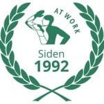 At Work Skolen siden 1992 logo