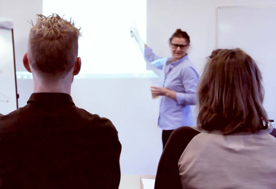 Bliv Positiv Psykologi Vejleder - Klasseundervisning
