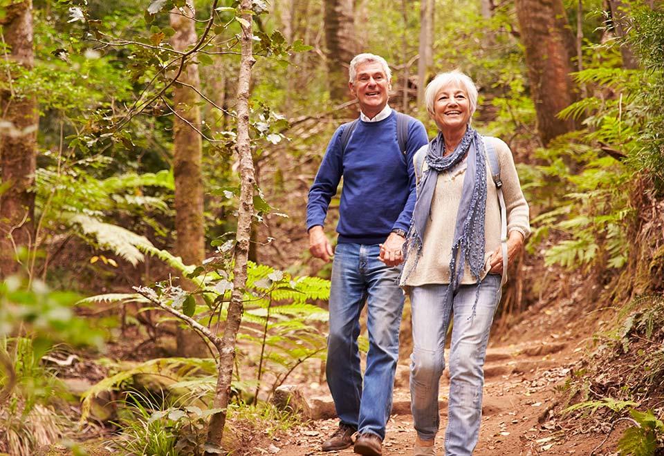 Bliv Personlig Træner med Speciale i Seniorer